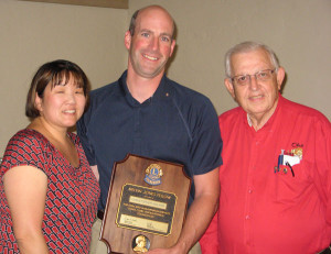 Melvin Jones Award